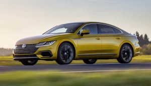 VW Arteon R-Line Package Available on Entire Arteon Range