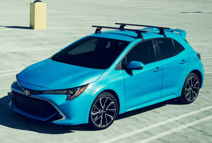 2019 Toyota Corolla Hatchback Looks Fantastic Geeky Gadgets