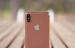Is There A New Blush Gold iPhone X On The Way?