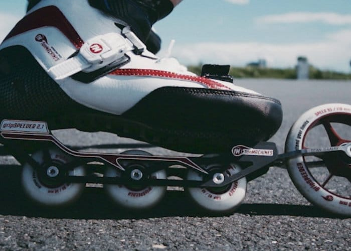 gripSPEEDER 2.1 World's Fastest Speedskate