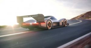 VW I.D. R Pikes Peak Racer Unveiled