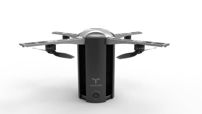 LevelTop Autonomous Folding Drone