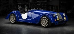 Morgan Plus 8 50th Anniversary Edition Unveiled in Geneva