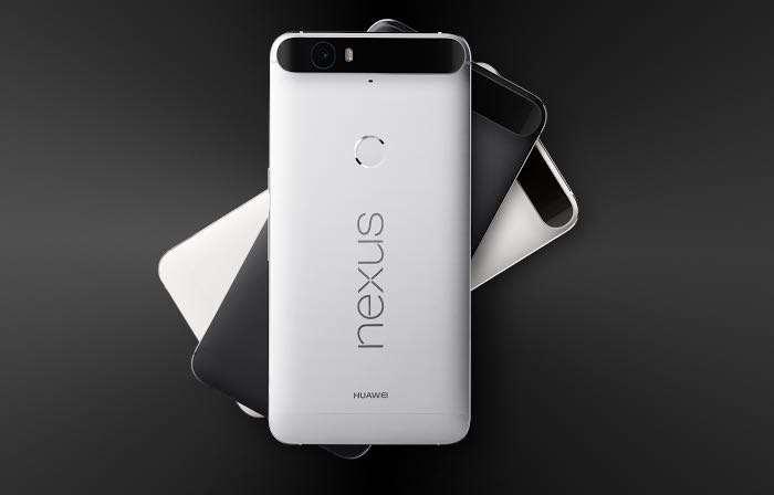 Nexus 6P Android P
