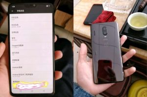 OnePlus 6 To feature Snapdragon 845 and a Notch