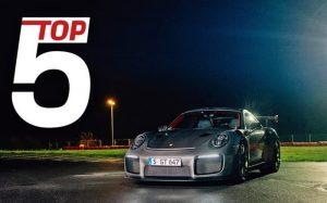Porsche Top 5 Most Thrilling Attributes Of The Porsche 911 GT2 RS