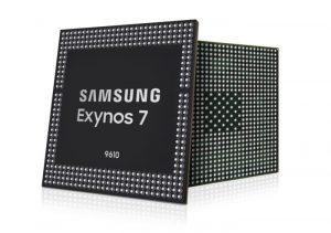 New Samsung Exynos 9610 Mobile Processor Announced