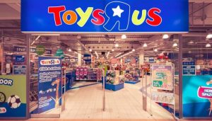 Toys R Us To Shut Down All UK And US Stores