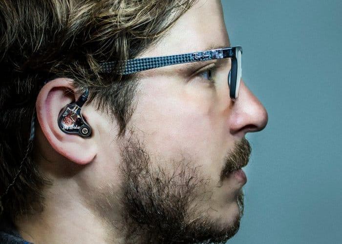 3D Printed Custom In-Ear Monitors