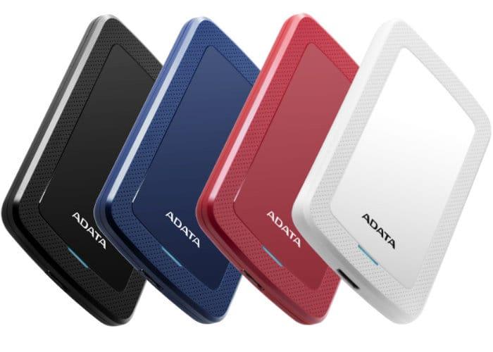ADATA HV300 And HD330 External Hard Drives-1