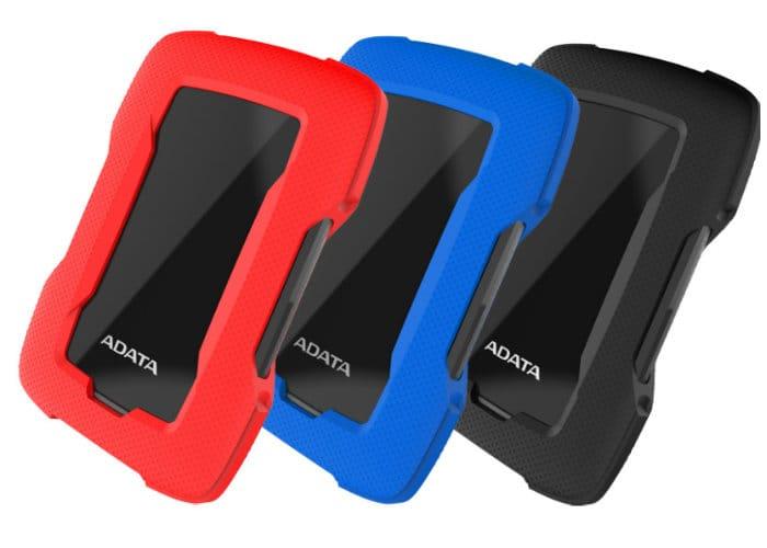 ADATA HV300 And HD330 External Hard Drives