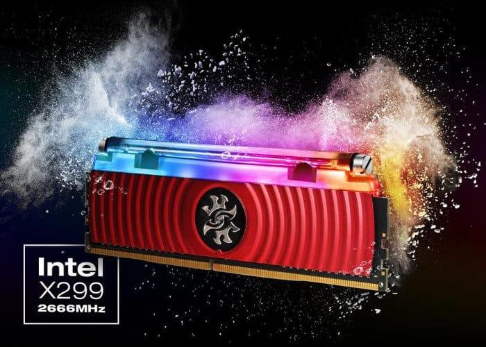 ADATA XPG SPECTRIX D80 DDR4 RGB Memory Module