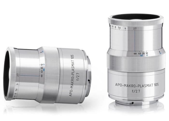 APO Plasmat Lens