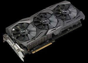 ASUS AMD Exclusive AREZ Radeon Graphics Cards Announced