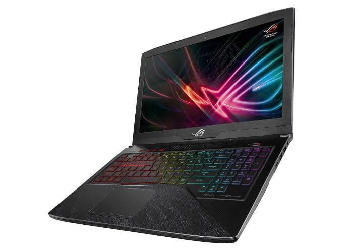 ASUS Republic of Gamers Strix Gaming Laptops