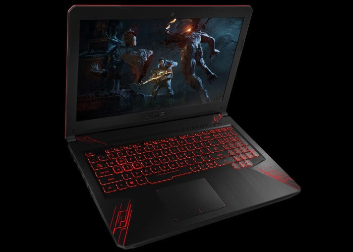 ASUS TUF Gaming FX504 Gaming Laptop