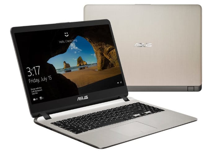 ASUS X407 And X507