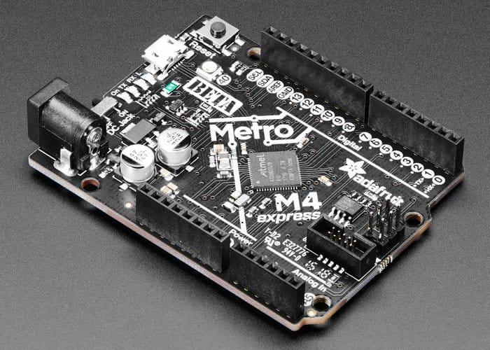 Adafruit Metro M4 Microchip ATSAMD51