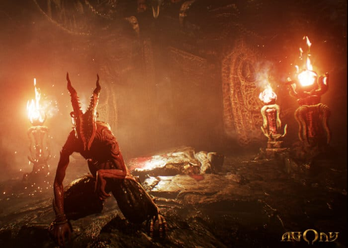 Agony Survival Horror Game