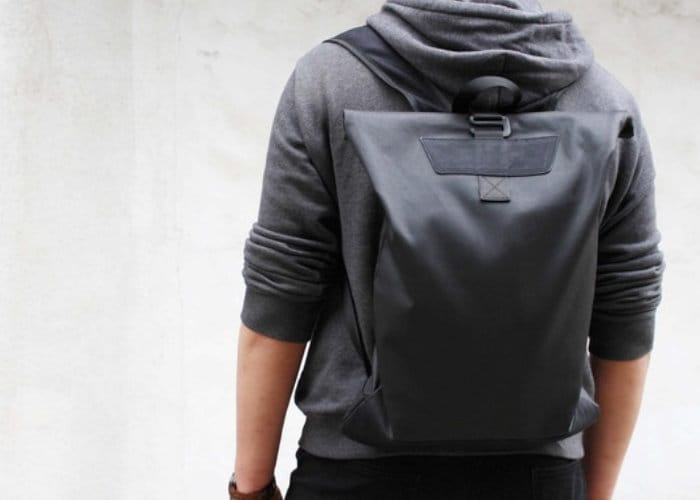Alex Minimalist Everyday Backpack