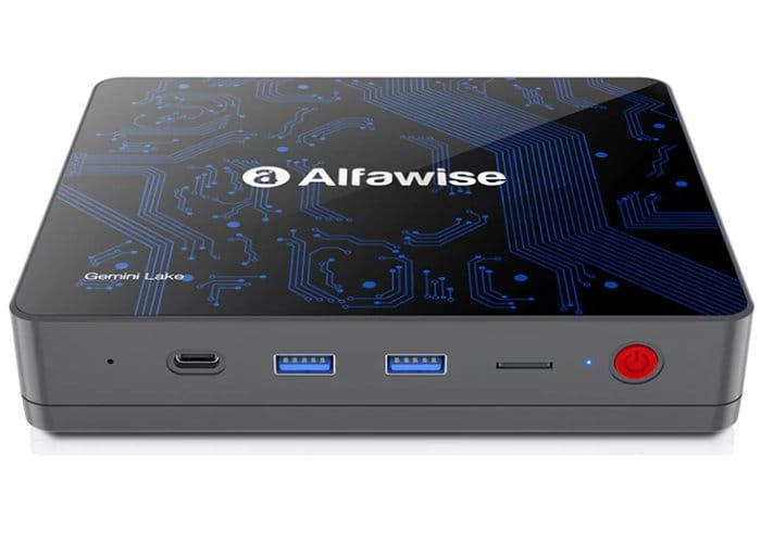 Alfawise T1 Quad Core Mini PC