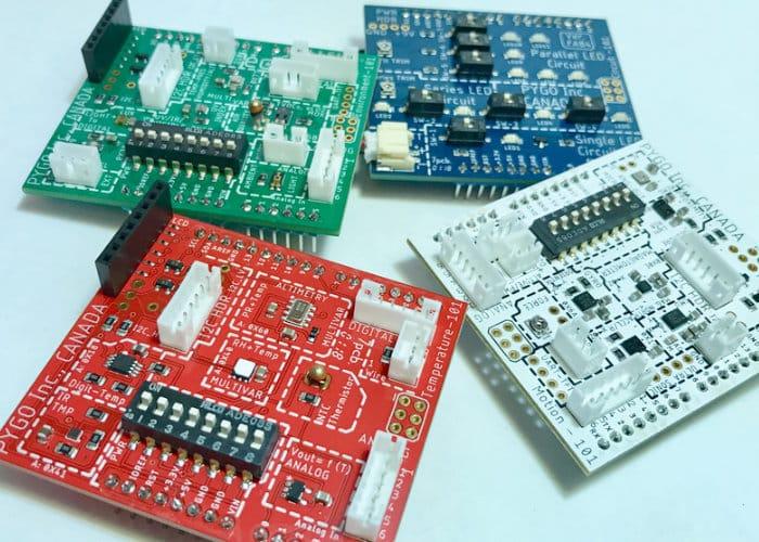Arduino PYGO Boards