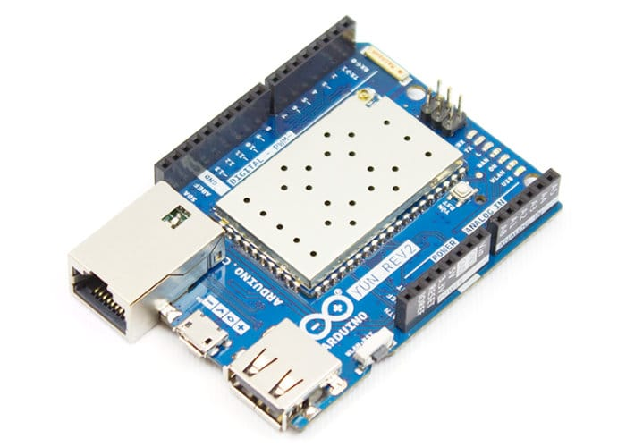 Arduino Yùn Rev.2 Launches