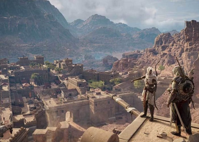 Assassin's Creed Origins Cheat Mode Now Available On PC