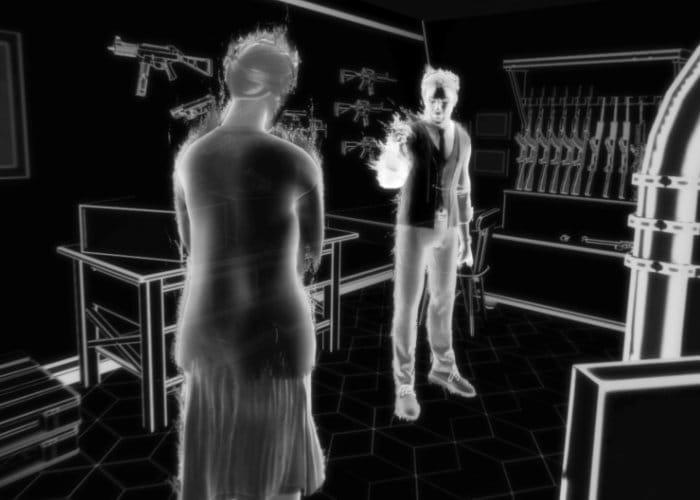 Blind VR Psychological Thriller