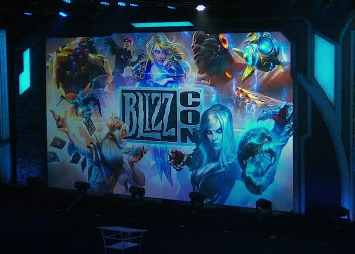 BlizzCon 2018 Dates