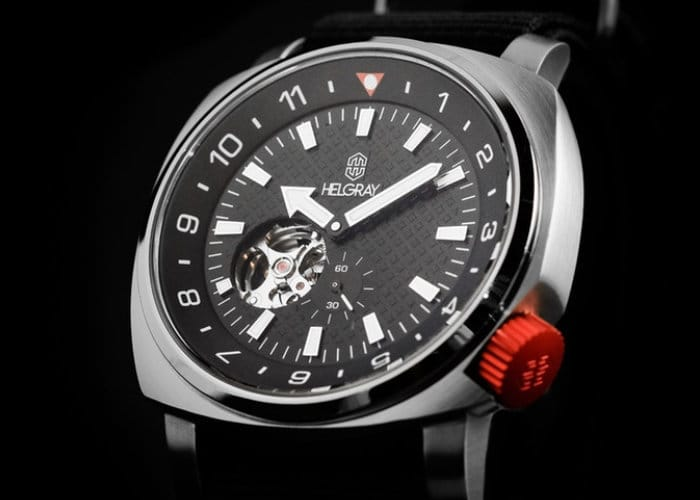 Bomber By Helgray Watches