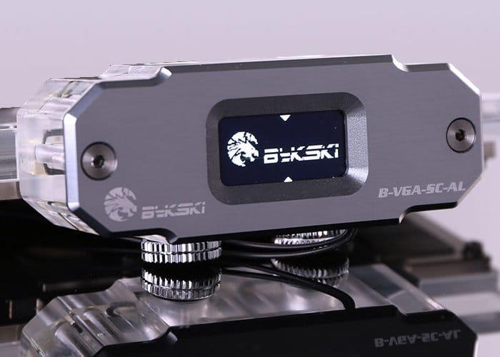 Bykski Real-Time Watercooling Temperature Monitor