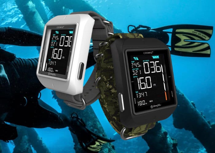 COSMIQ Dive watch