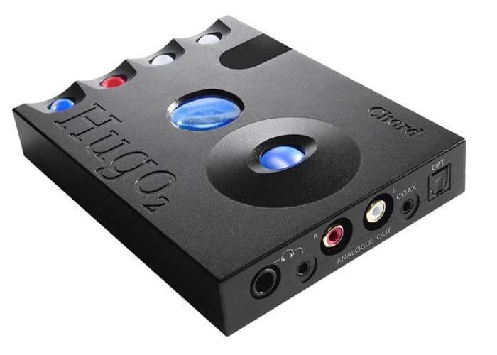 Chord Hugo 2 DAC Headphone Amplifier