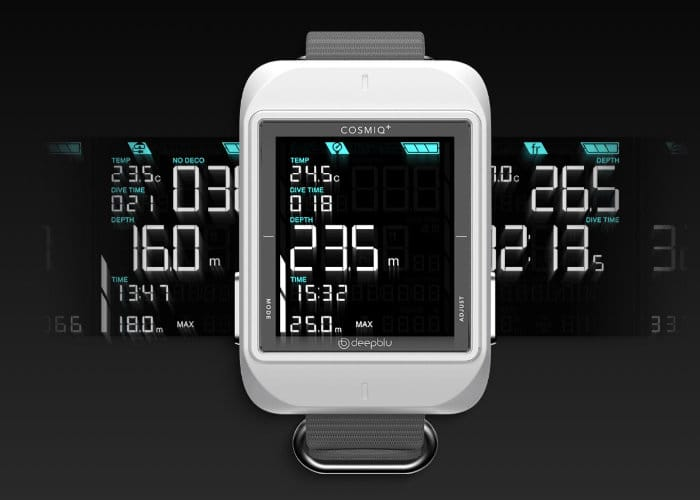 Cosmiq+ Dive Watch Computer