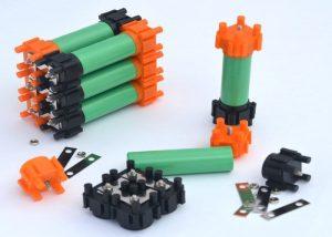 DIY Li-ion Battery Building Kit