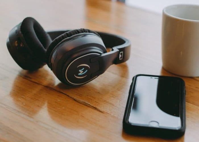 E-Clip High Fidelity Wireless Airplay 2 Headphones