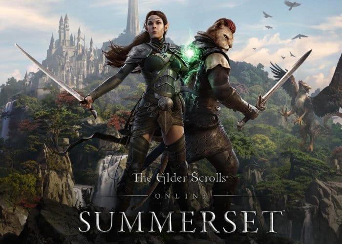 Elder Scrolls Online Summerset