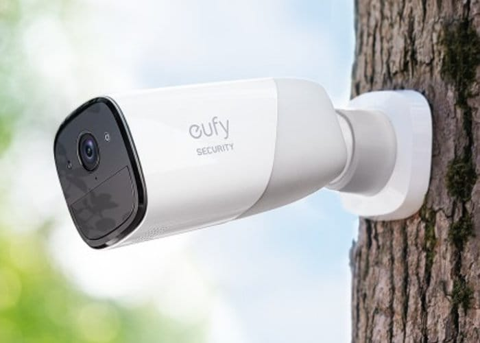 EverCam Wireless Security Camera With 365 Day Battery