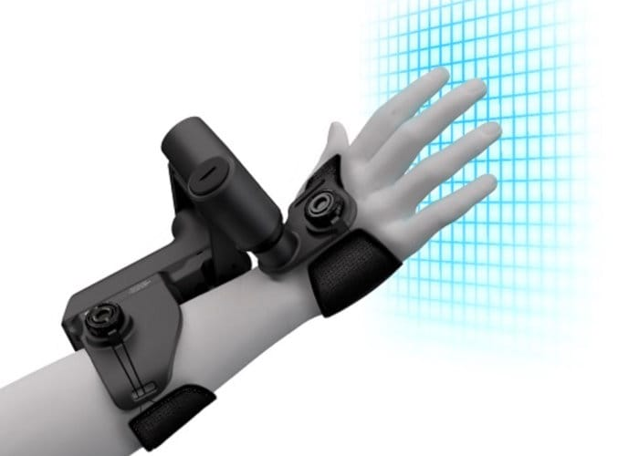 Exiii Haptic VR Gloves