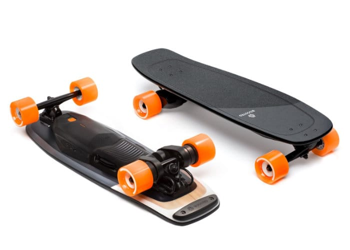 First Boosted Short Board Electric Skateboard