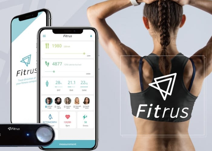 Fitrus Plus Health Companion Creates Customised Exercises and Nutrition Plans
