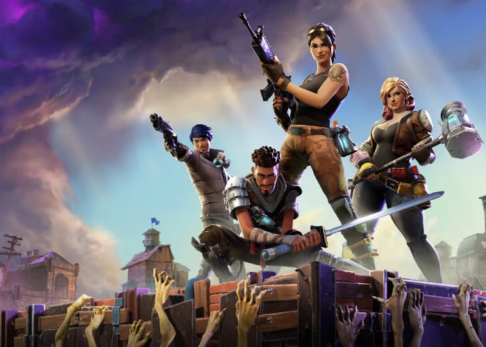 Fortnite Patch 3.5
