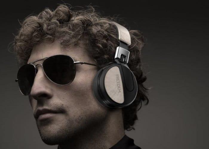 Freedem bluetooth headphones