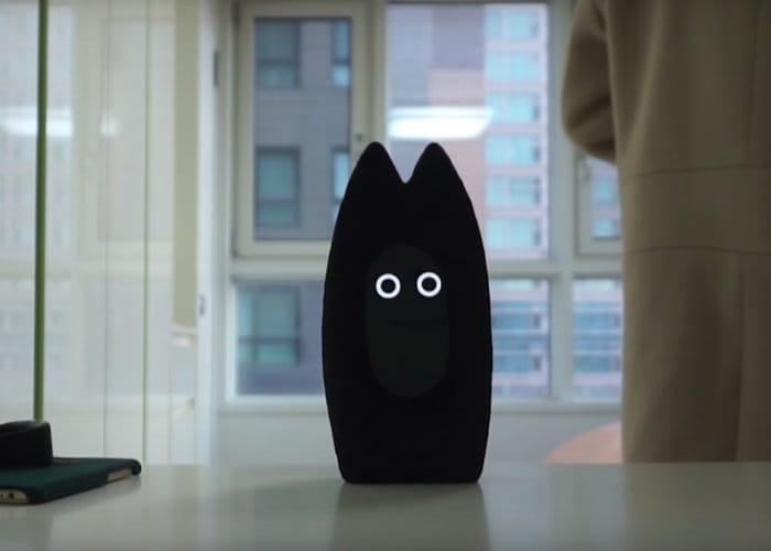 Fribo Companion Robot
