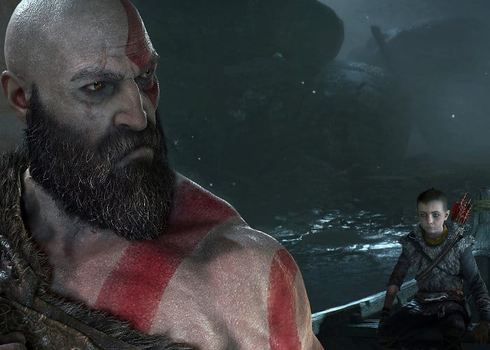 God of War Countdown To Launch Trailer