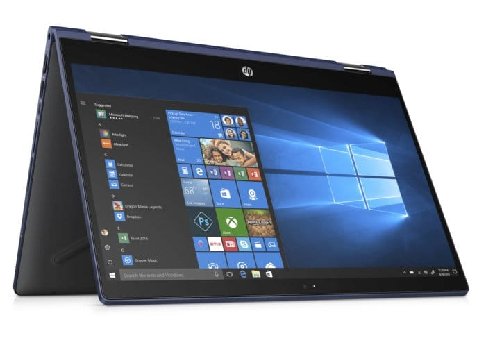 HP Pavilion x360 Laptops