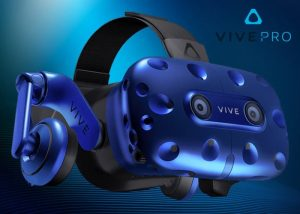 HTC Vive Pro Now Supports Augmented Reality With SRWorks SDK