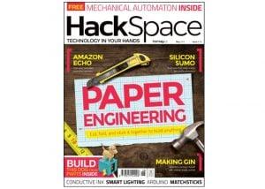 HackSpace Magazine Issue 6 Now Available