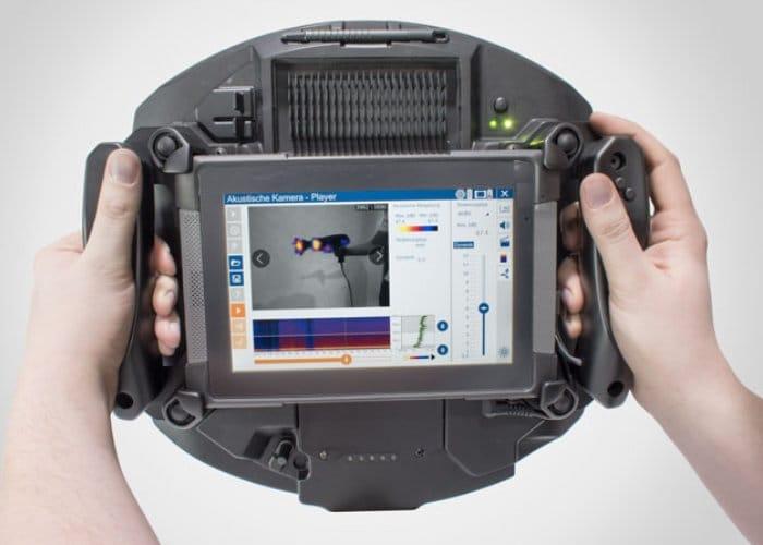 Handheld Sound Camera